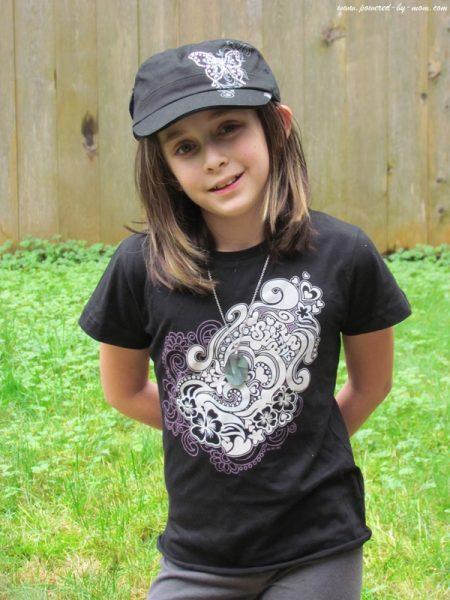 del sol kids clothes model